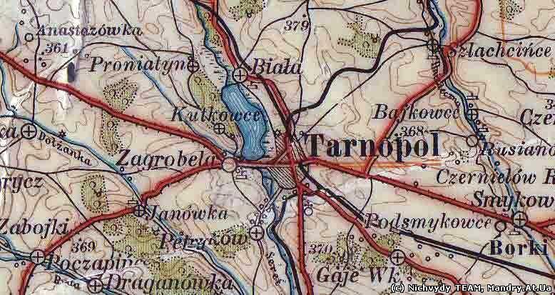 Цікавий Тернопіль